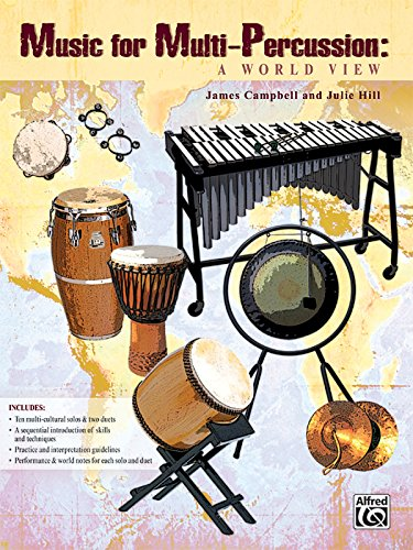 Multi Source Music (Music for Multi-Percussion: A World View, Part(s))