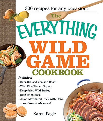 fish and game cookbook - 2