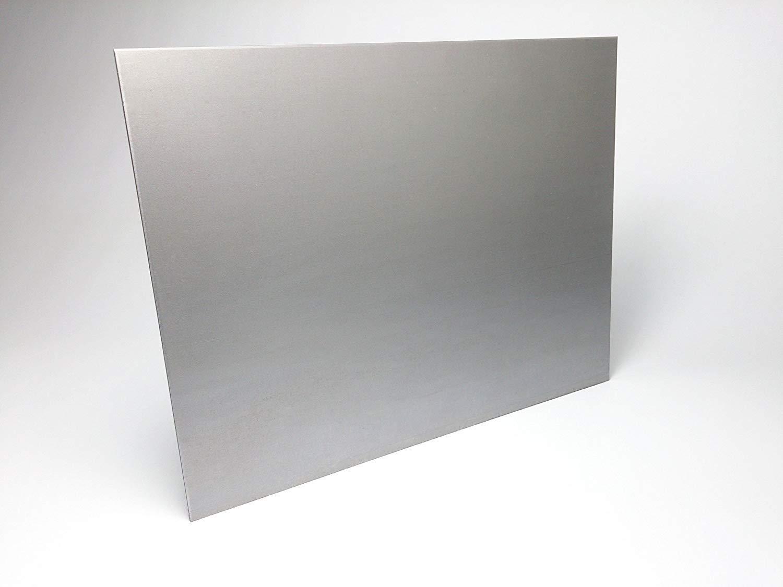 Tôle d'acier 3 mm - Longueur 300 mm - Largeur au choix