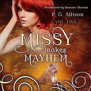 Missy Makes Mayhem Audiobook
