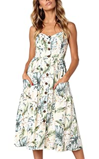 ECHOINE Women's Summer Dresses