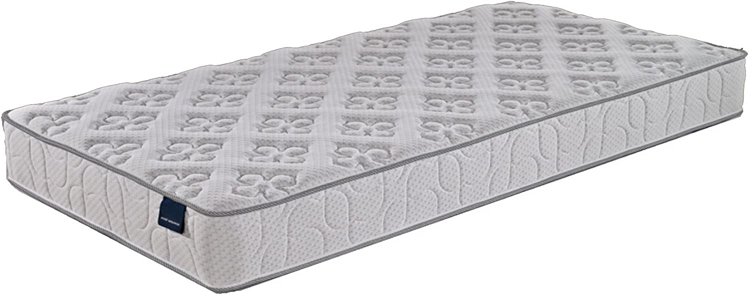 Home Life furMattB8inchqueen Mattress, Queen, White