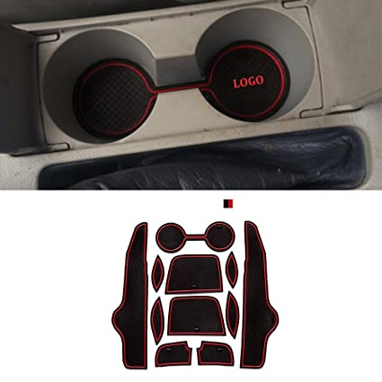 Toyota Corolla Accessories >> Amazon Com Custom Fit Cup Holder And Door Liner Accessories Fits