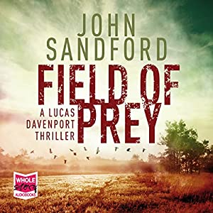 Field of Prey Hörbuch
