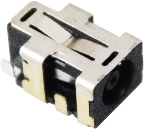 GinTai AC DC Power Jack Port Connector Socket Plug Replacement for HP EliteBook 725 745 820 840 850 G3 G4 Series 826805-001 SR2EY X360 1030 G2 Series 5pcs