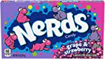 Nerds Grape & Strawberry Candy Theater Box, 5 Ounce, Pack of