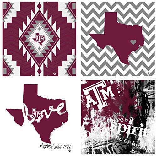 Texas A&m 4 Piece - 2
