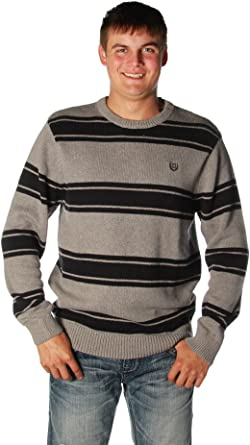 Chaps Mens Classic Crew Neck Pullover Sweater