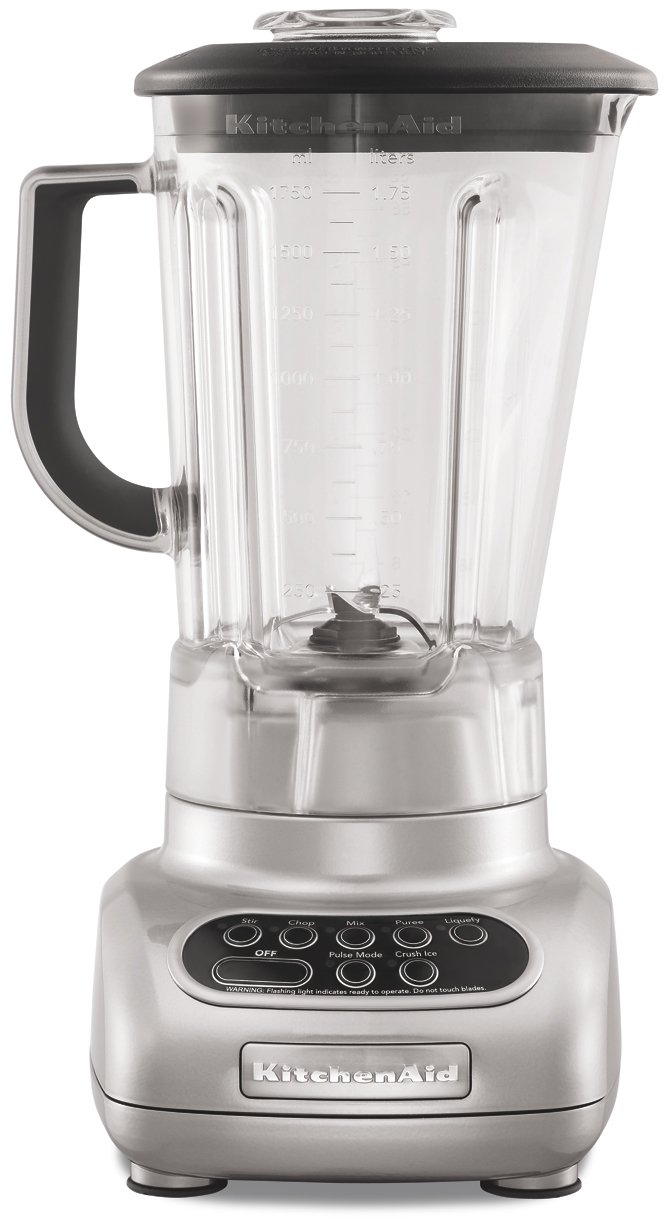 Amazon.com: KitchenAid KSB560MC 5-Speed Blender with Polycarbonate ...