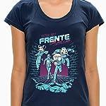Camiseta Siga em frente - Feminina