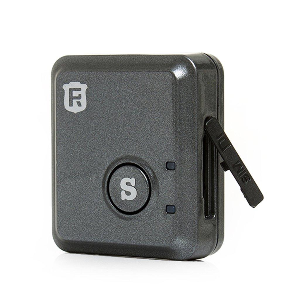 Alarma con mini GPS de rastreo, para instalar en el coche o para niños RF-V8