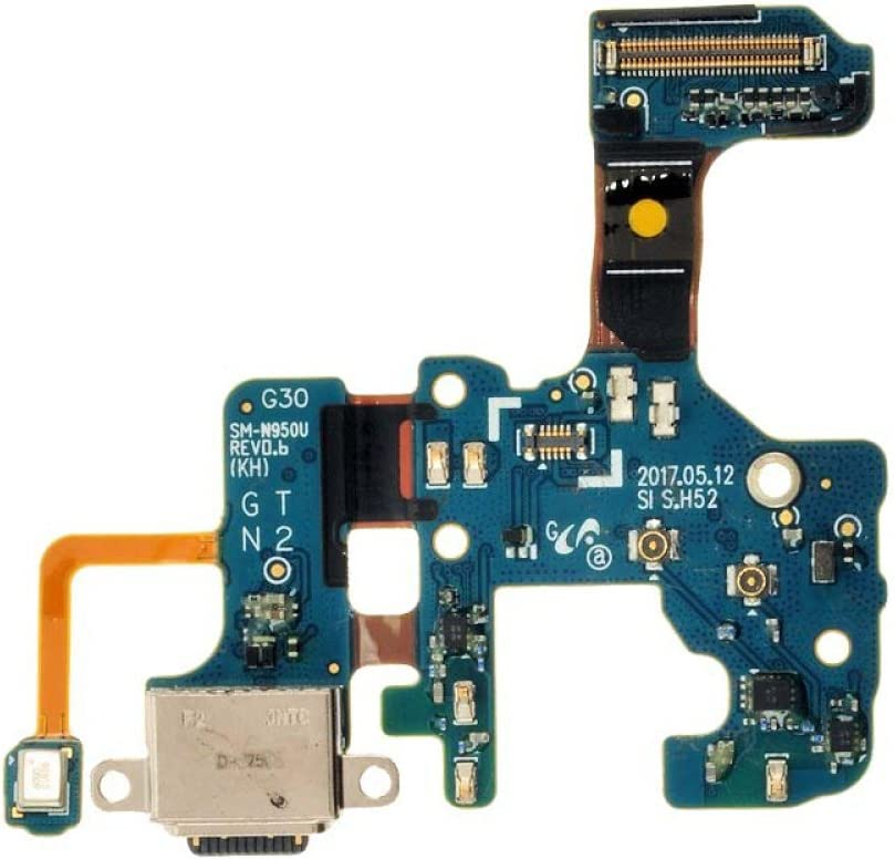 for Samsung Galaxy Note 8 with Glue Card Flex Cable US Cellular Charge Port