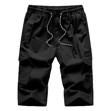 Costumi da Bagno Shorts Pantaloncini Sportivi Fitness Surf