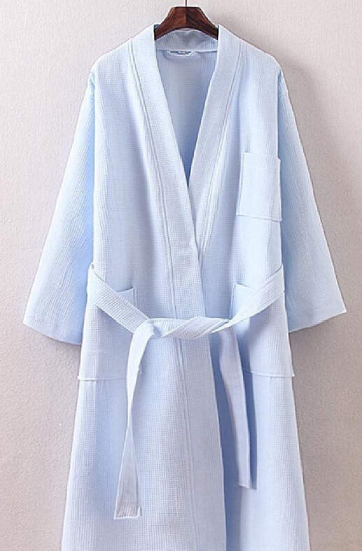 284c49800e GenericWomen Kimono Lightweight Bathrobe Turkish Cotton Terry Cloth Robe at  Amazon Women s Clothing store