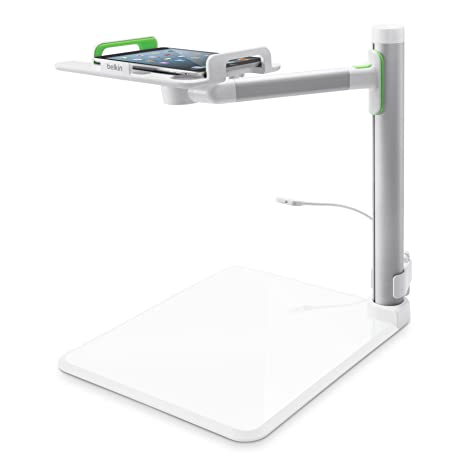 Amazon.com: Belkin B2B054 Tablet Stage Stand for Presenters and ...