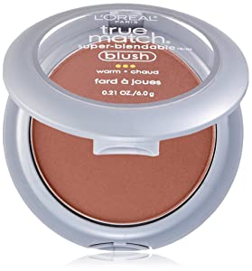 L'Oreal True Match Blush, Barely Blushing [W3-4], 0.21 oz