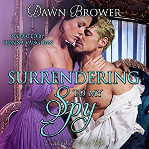 Surrendering to My Spy Audiobook