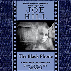 The Black Phone Audiobook