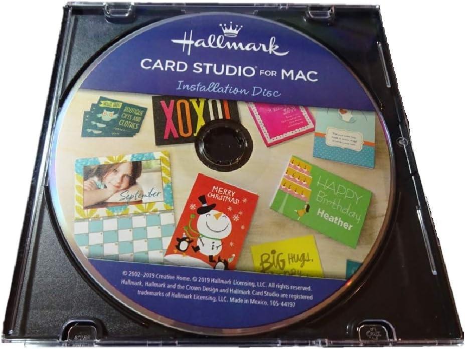 Hallmark Card Studio for MAC, 2020, New Version