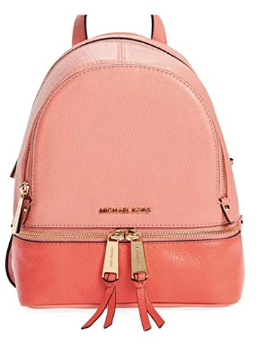 Amazon.com: MICHAEL Michael Kors Extra Small Rhea Colorblock ...