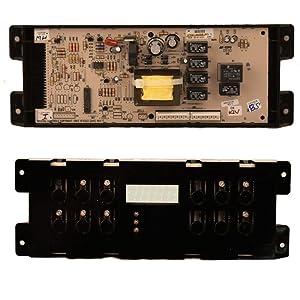 Frigidaire 316557230 Oven Control Board, Black