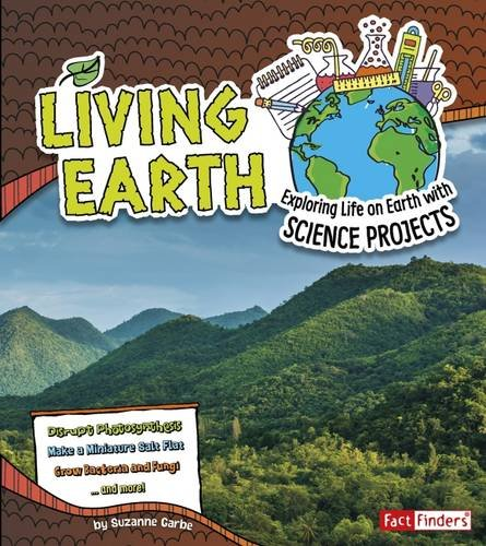 Living Earth (Fact Finders: Discover Earth Science)