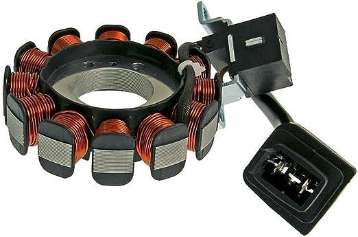 2extreme Lichtmaschine Für Piaggio Liberty 50 S 50 Zip 50 Vespa Et4 50 4t Auto