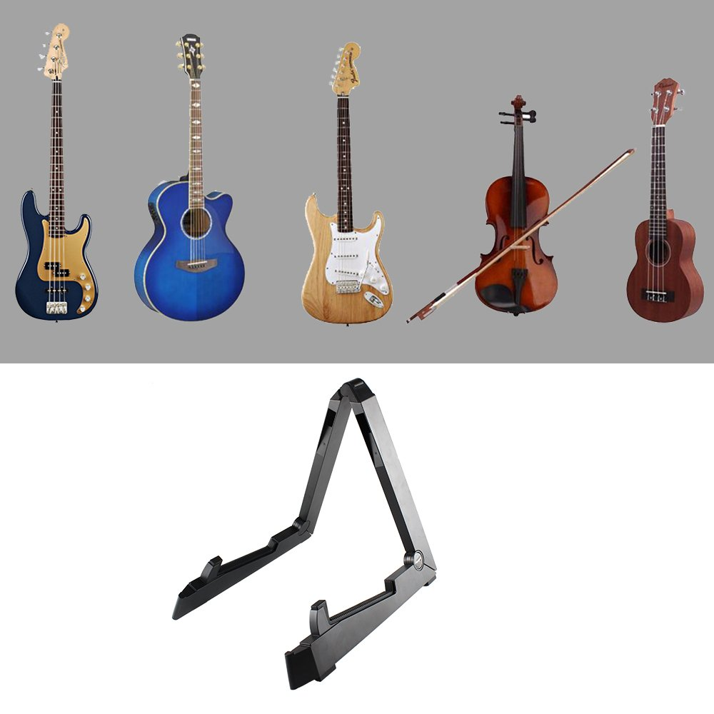 Engagement & Wedding High-quality Flanger Fl-01 Smart Guitar Stand Holder Support For Acoustic Electric Guitar Bass Foldable And Portable Selling Well All Over The World Clothing Sets