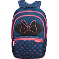Samsonite Disney Ultimate 2.0 Backpack Medium Mochila infantil, 41 cm, 18.5 L, Azul (Minnie Neon)