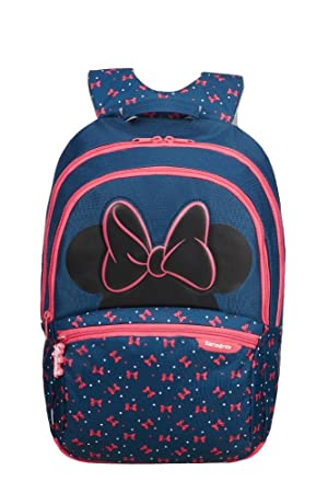 SAMSONITE Disney Ultimate 2.0 - Backpack Medium Mochila Infantil, 41 cm, 18.5 Liters, (Minnie Neon): Amazon.es: Equipaje