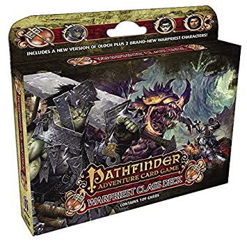 Pathfinder Adventure Card Game: Warpriest Class Deck: Tanis ...