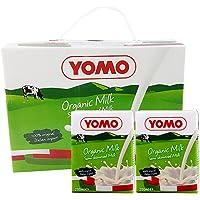Yomo 优睦 有机部分脱脂牛奶 家庭装200ml*9(意大利进口)(特卖)