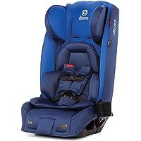 Diono Radian 3RXT Pestillo todo en uno convertible asiento de coche, Nuevo para 2020, Azul (Bue Sky)