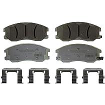 Disc Brake Pad Set-OEX Disc Brake Pad Rear Wagner OEX1275
