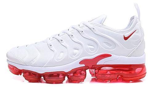 Air Vapormax Plus TN 924453-102 Homme Blanc Zapatillas de Running para Hombre: Amazon.es: Zapatos y complementos
