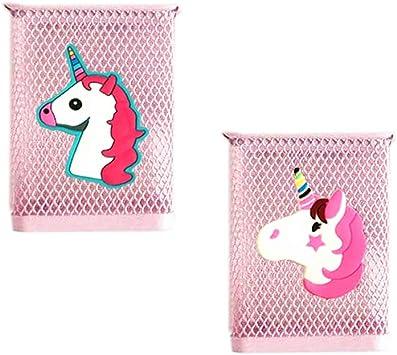 Amazon.com: EIXJA Unicorn - Agenda de unicornio con ...