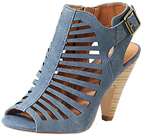 Picture of My Delicious Shoes Women's Shaky Synthetic Dress