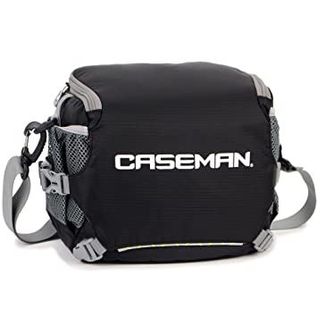 0a937caa920 Caseman Aw01 Black Dslr Slr Camera shoulder bag case Waist bag Travel  Waterproof fit for Canon Sony Nikon Pentax  Amazon.ca  Camera   Photo