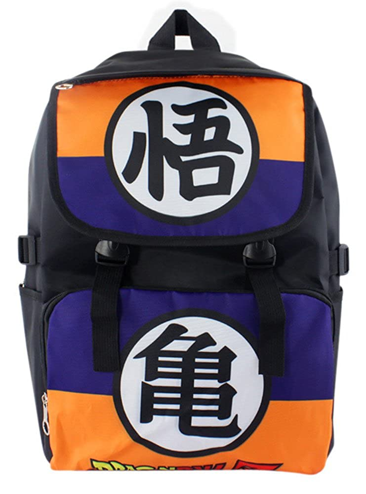 Amazon.com | Gumstyle Dragon Ball Anime Cosplay Backpack Shoulder Bag Rucksack Schoolbag Knapsack for Boys and Girls 1 | Kids Backpacks