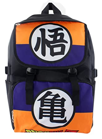 Gumstyle Dragon Ball Anime Cosplay Backpack Shoulder Bag Rucksack Schoolbag Knapsack for Boys and Girls 1