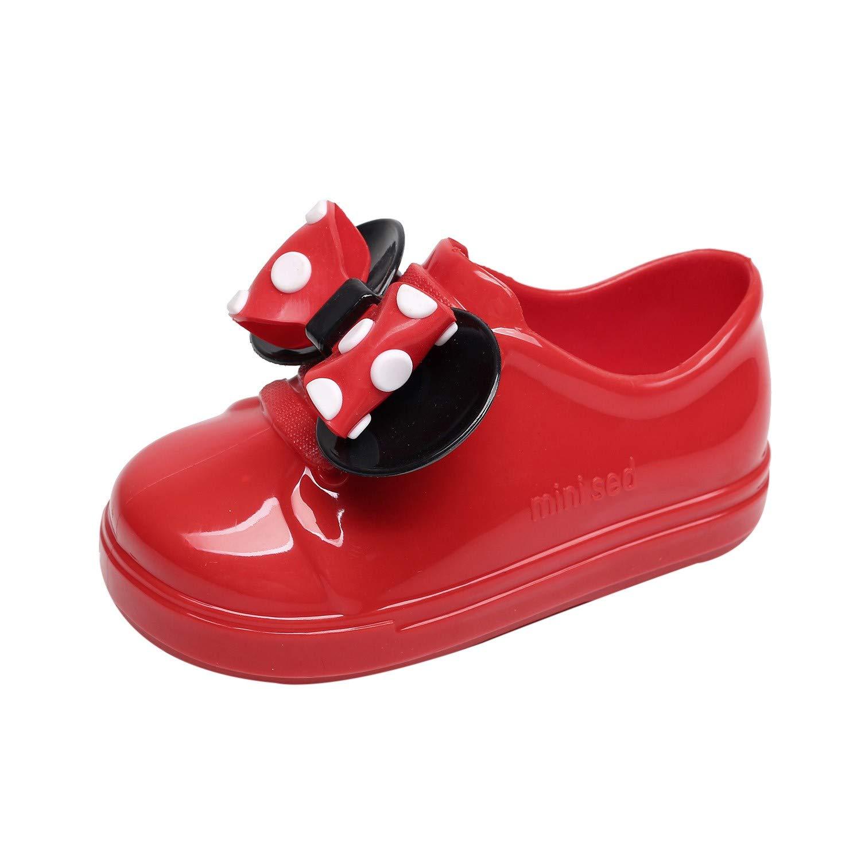 72e2554e9755d Amazon.com: ❤ Mealeaf ❤ Toddler Child Rain Shoes Kids Baby ...
