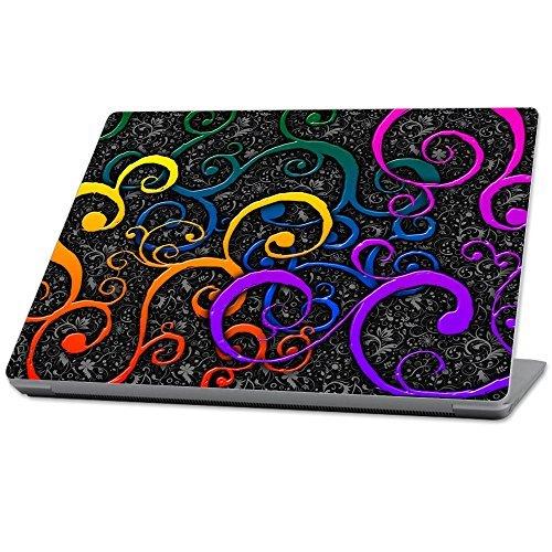 数量限定価格!! MightySkins Protective Durable and Unique Vinyl (MISURLAP-Color Swirls wrap cover Vinyl Skin for Microsoft Surface Laptop (2017) 13.3 - Color Swirls Purple (MISURLAP-Color Swirls) [並行輸入品] B0789B2HKM, ローフード通販ショップLOHAS:41b546fc --- senas.4x4.lt