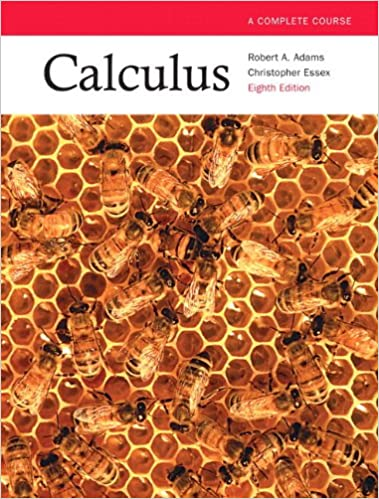 Calculus a complete course canadian 8th edition adams test bank by.