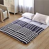 DHWJ Tatami Mattress,Sponge Floor,Single Student Dormitory Sleeping mat-A 0.9m Bed