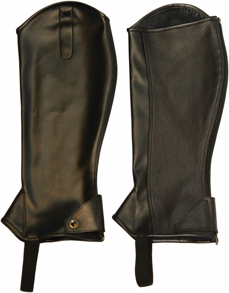 MICRO TOUCH HALF CHAPS ADULT