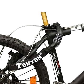 Amazon.com: Best Bike Accesorios 5 Digital Coded Lock ...