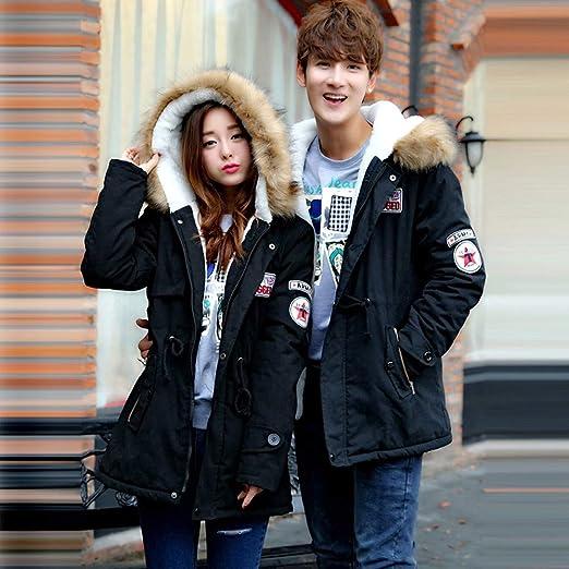 Amazon.com: Womens Winter Warm Wool Cotton-Padded Coat Parka Long Outwear Jacket Asian Size: Appliances