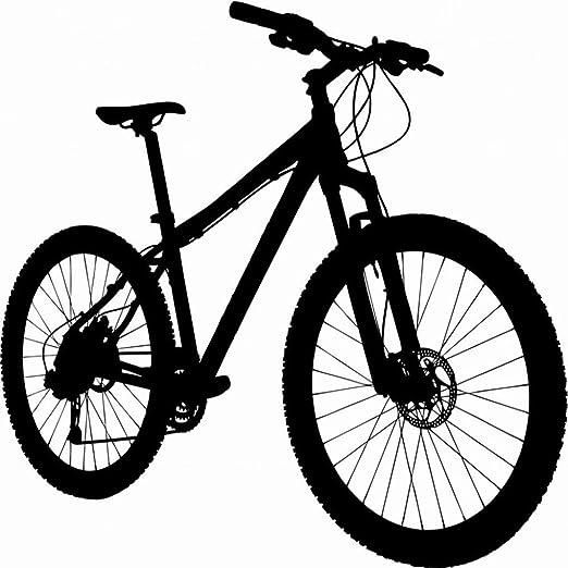 haochenli188 Nueva Fasion Bike Etiqueta de La Pared Grande ...