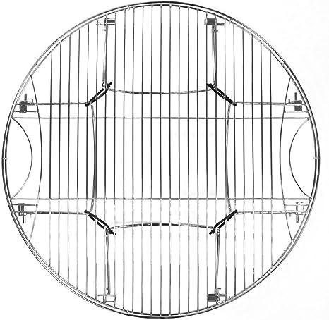 grille da/ération FRESH 17x30 cm blanche Kratki.pl