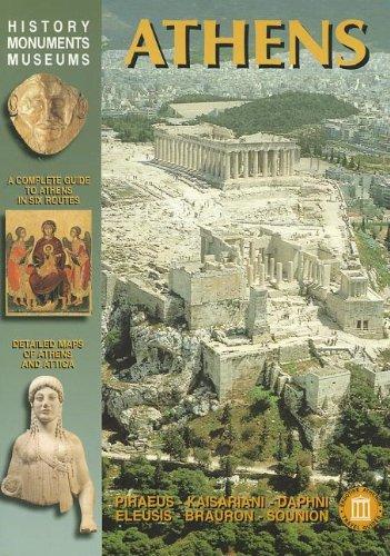 Athens from the Acropolis by Alexandrakis Maria and Mantzoufa Clio